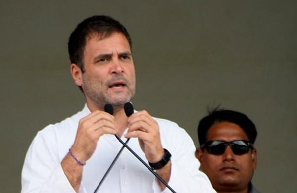 Assets created in last 70 yearsbeing sold: Rahul Gandhi on Centre's National Monetisation Pipeline
