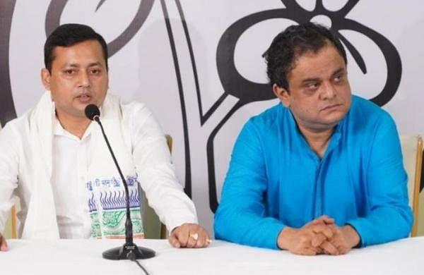 BJP MLA Tanmoy Ghosh joins TMC in Bengal, alleges 'vindictive politics' by saffron party