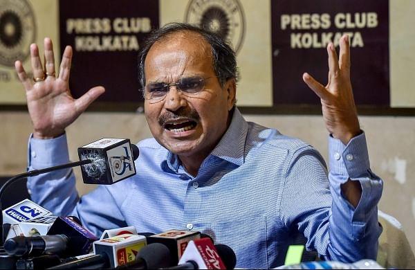 Bengal Congress defeated in polls but hasn't fled battlefield: Adhir Ranjan Chowdhury