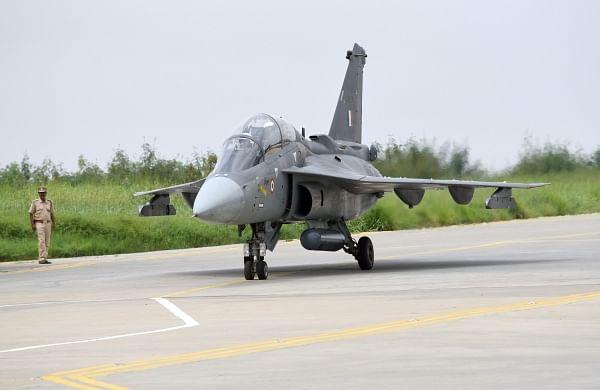 Bengaluru: IAF Chief flies sortie in LCA Tejas fighter jet during HAL visit