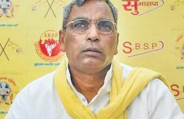Buzz as SBSP chief Om Prakash Rajbhar calls on UP BJP leaders