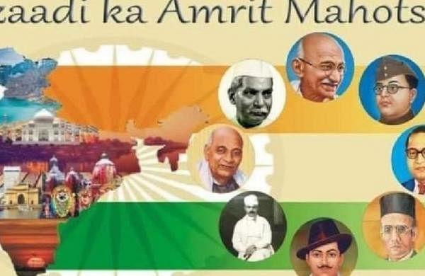 Congresss attacksICHR for omitting Jawaharlal Nehru's image from 'Azaadi ka Amrit Mahotsav' poster