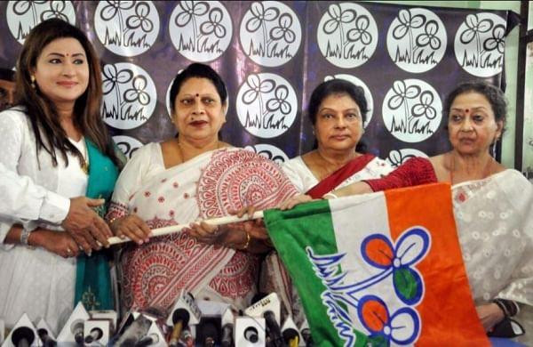 Ex-Bengal Congress president Somen Mitra's wife returns to TMC