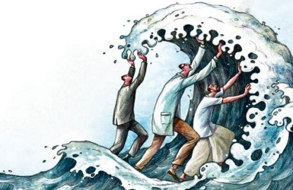 Experts divided on the possibility of a big third Covid wave in India