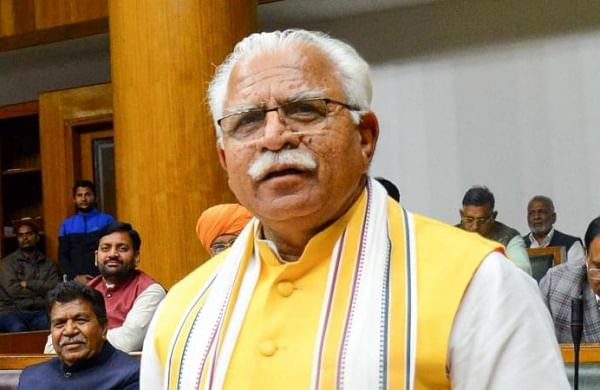 Farmers assured peaceful protest, but stones hurled at cops: Khattar on police action in Karnal