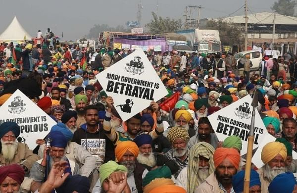 Farmers' protest: Centre, states have to find solution for removal of road blockades, says SC