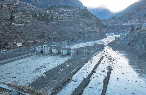 Flash floods: Experts recommend evacuation of Raini village in Uttarakhand