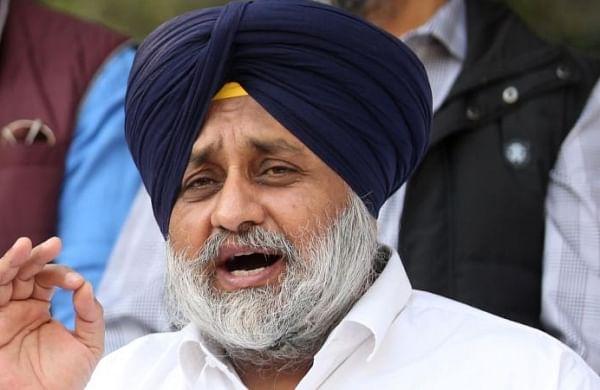 Former Punjab minister Anil Joshi joins Akali Dal ahead of polls