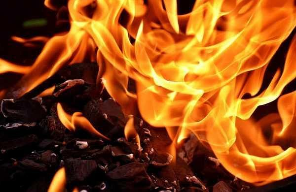 Four killed as trucks catch fire after collision in Rajasthan's Ajmer