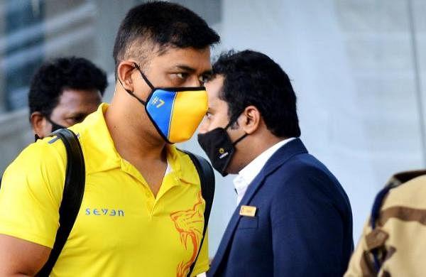 IPL 2021: MS Dhoni-led Chennai Super Kings depart for UAE