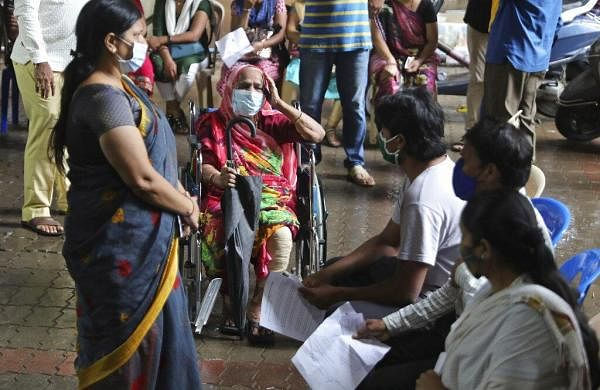 India logs 42,909 new COVID-19 cases,380 deaths; active infectionscross3.76 lakh mark
