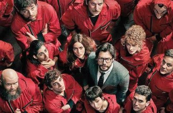 Jaipur company declares 'Netflix and Chill holiday' ahead of 'Money Heist' Season 5 release
