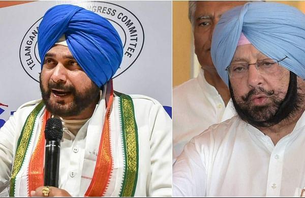 MP Preneet Kaur holds Navjot Singh Sidhu responsible for row inPunjab Congress