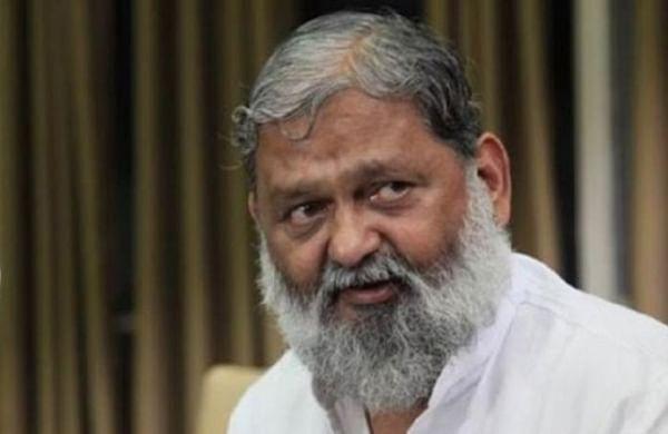 Over 100 farmers protesting near Haryana Home Minister Anil Vij's residence detained
