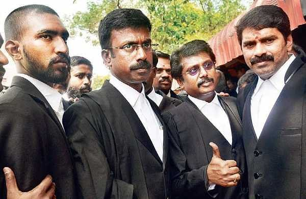 Plea in SC seeking exemption for lawyers from wearing black coats, gowns during summer