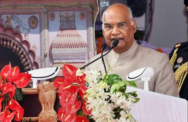 President Kovind visits Ayodhya temple construction site, offers prayers at Ram Mandir