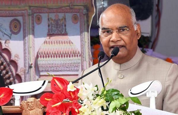 Ram is of everyone, he is in everyone: President Ram Nath Kovind
