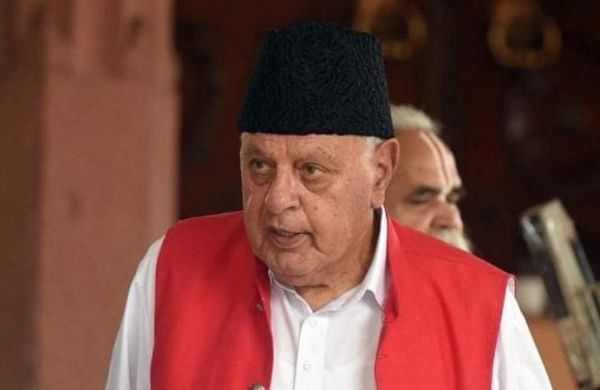 Remain cautious about nefarious communal designs of anti J-K forces: Farooq Abdullah to people