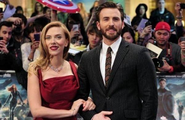 Scarlett Johansson, Chris Evans reunite for Apple adventure feature 'Ghosted'