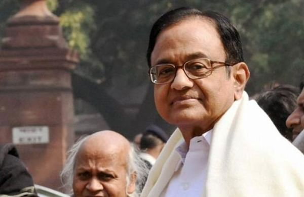 Senior leader P Chidambaram arrives in Goa, to discuss Congress' strategy for 2022 polls