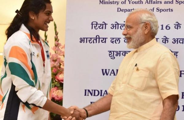 Sindhu India's pride, one of our most outstanding Olympians: PM Narendra Modi