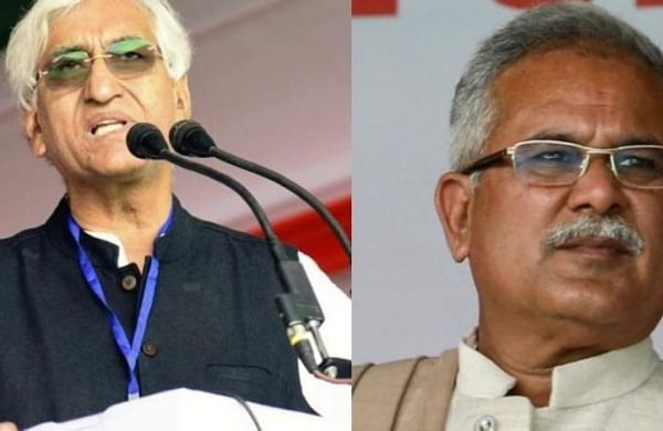 Temporary trucein Chhattisgarh after Rahul meeting, Baghel to continue as CM