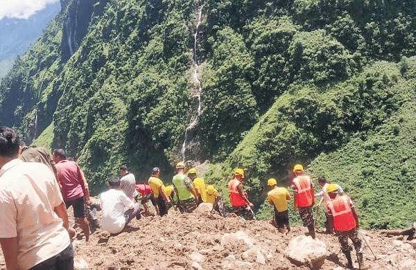 Three children among fivekilled in Uttarakhand's latest landslide