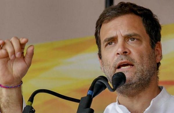 Tokyo Paralympics: Congress leader Rahul Gandhi hails Indian athletes' medal wins