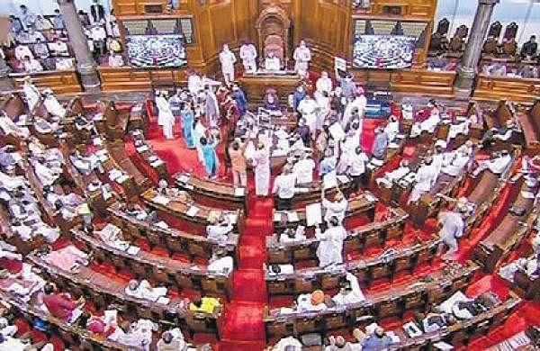 Two more bills passed amid Lok Sabhachaos