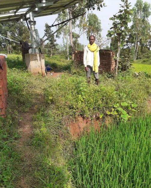 राजीव गांधी ग्रामीण भूमिहीन कृषि मजदूर न्याय योजना के क्रियान्वयन से खेतिहर मजदूरों में उत्साह