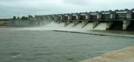 गंगरेल बांध से सिंचाई के लिए 30 सितम्बर से छोड़ा जाएगा पानी