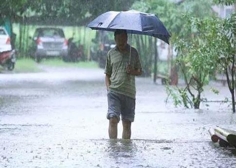 छत्तीसगढ़ में अब तक 1058.8 मि.मी. औसत वर्षा दर्ज