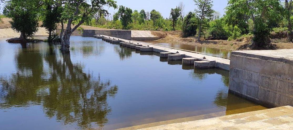सिंचाई सुविधाओं के विस्तार से खेतों की बुझी प्यास नहरों के जीर्णाेद्धार से सिंचाई सुविधाओं का बढ़ रहा दायरा