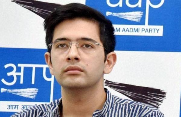 AAP 'forced' BJP to change chief ministers in Uttarakhand, Gujarat: Raghav Chadha