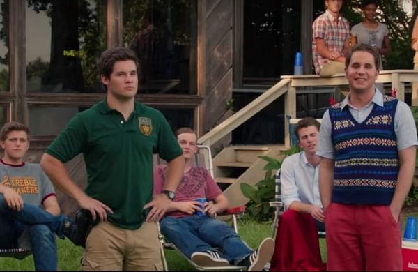 Adam Devine to star in 'Pitch Perfect' spin-off series