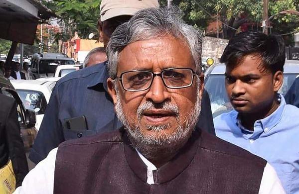 After Tejashwi's support, BJP leader Sushil Kumar Modi calls forPaswan statue in Patna