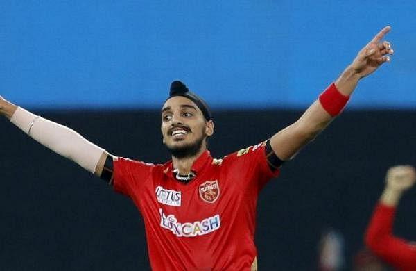 Arshdeep Singh takes five wickets as Punjab Kings restrict Rajasthan Royalsto 185 in IPL