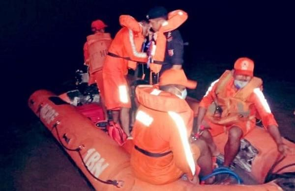 Assam boat collision: 84 passengers found alive, 2 missing