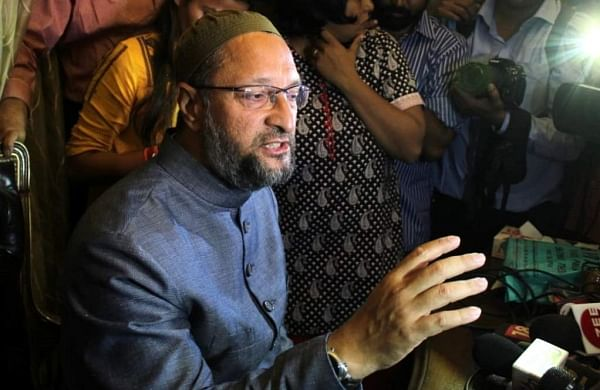 Assembly polls:Asaduddin Owaisi to begin three-day UP visit from Ayodhya on September 7