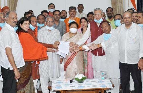 BJP rakes up religious conversion in Chhattisgarh, will launch statewide 'Halla Bol'