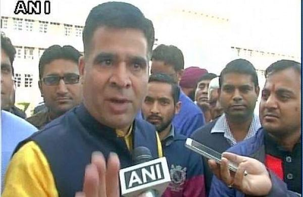 BJP will fight upcoming assembly polls in Jammu and Kashmir on its own strength: Ravinder Raina