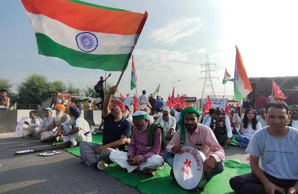 Bharat Bandh: Farmers block highways at many places in Punjab