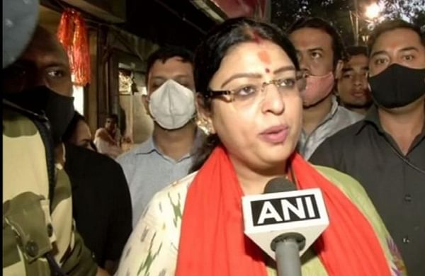 Bhowanipore bypoll:Priyanka Tibrewal's'receive 100 letters' comment demeaning for EC, says TMC
