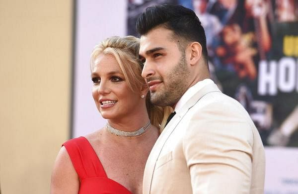 Britney Spears announces engagement toboyfriend Sam Asghari,gets 'lioness' engraved ring