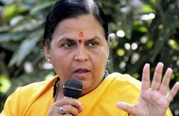'Bureaucracy is meant to pick up our slippers': Uma Bharti kicks up row, retracts later
