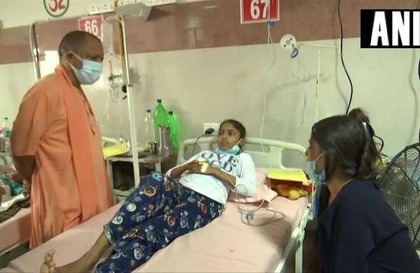 Centre rushes experts' team as 30 kidsdie of 'mystery fever' in UP's Firozabad in 10 days
