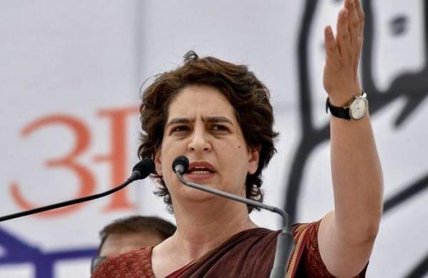 'Champion of anti-women mindset': Priyanka Gandhi Vadra slams Uttar Pradesh CM Yogi Adityanath