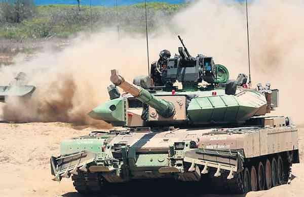 Chennai's Avadi unit to produce 118 Arjun tanks worth Rs 7.5k crore for Indian Army