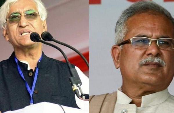 Chhattisgarh next after Punjab?Over dozen Congress MLAsreach Delhi, visit sparks leadership change speculation