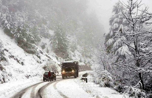 Climate change leads to 18.52% decrease in snow cover in Himachal: Study
